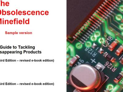 The 11 booklets have been brought together in the series 'The Obsolescence Minefield'.