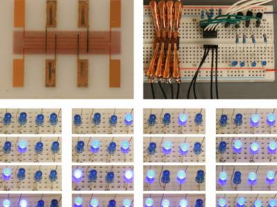 Spray-on memory makes computers even more flexible