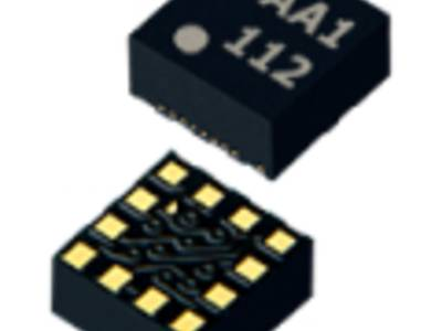 Tri-axis Accelerometers get Thinner