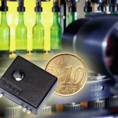 Tiny fully-featured contactless rotary sensor supports 50 million cycles