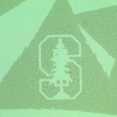 Any pattern can be etched into the 3-atom thick layer