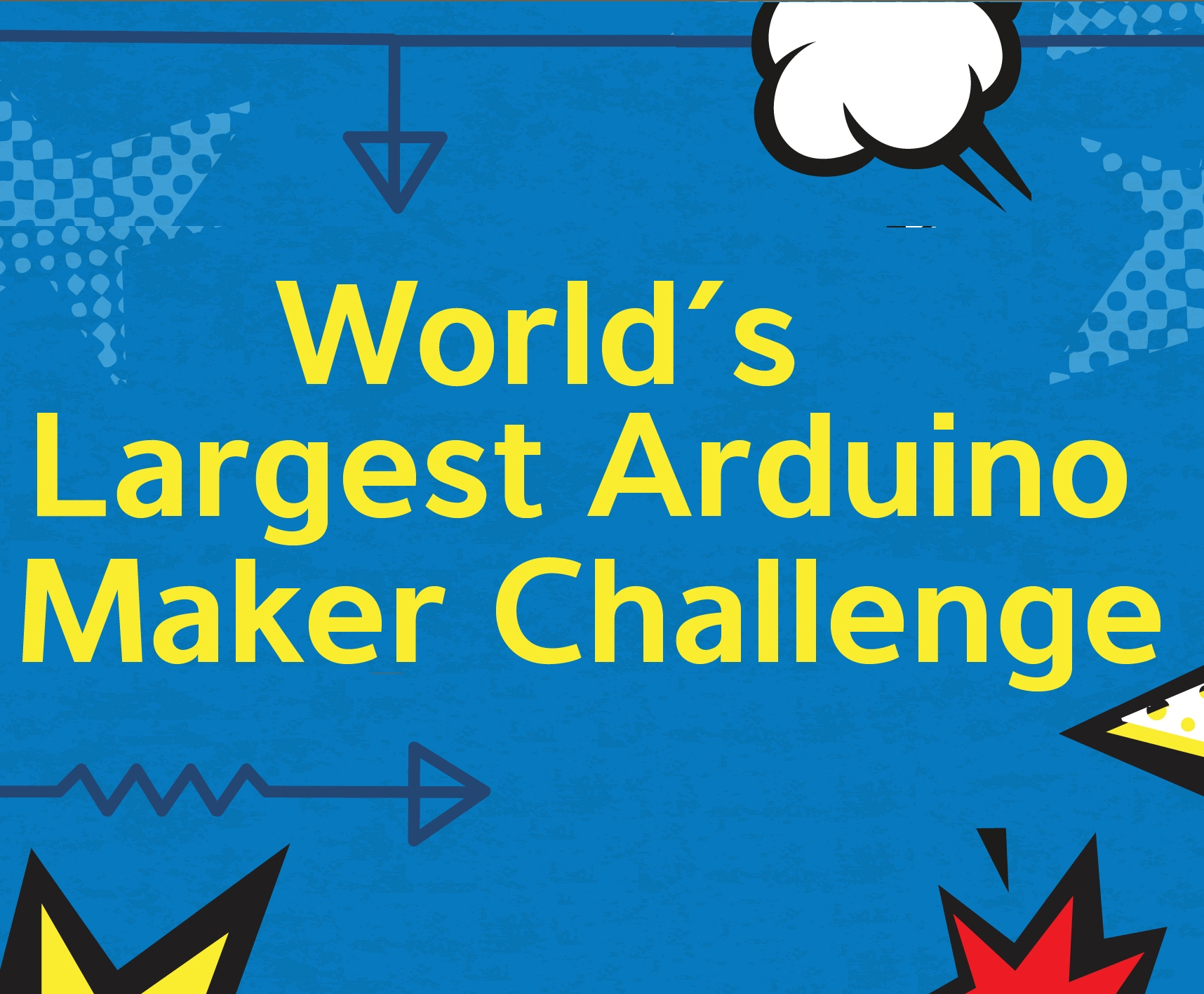 Mega contest for Arduino makers