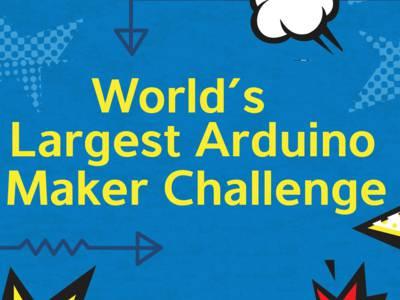 Mega contest for Arduino makers