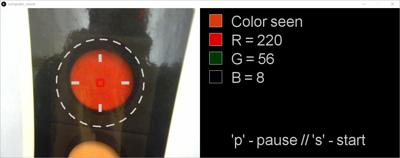 Understanding the Neurons - computer_vision.pde provides the RGB values