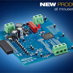 Infineon's Scalable iMOTION Platform  for Designing Motor Drives Now at Mouser