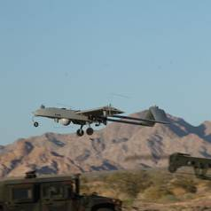Equipping Cops With Weaponized Drones