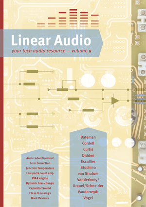 Linear Audio Volume 9 Released