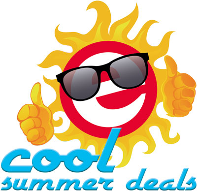 "It will be a hot summer: ""Cool Summer Deals"" start on Monday"
