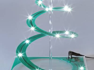 Post project 48: InSpiral Christmas Tree