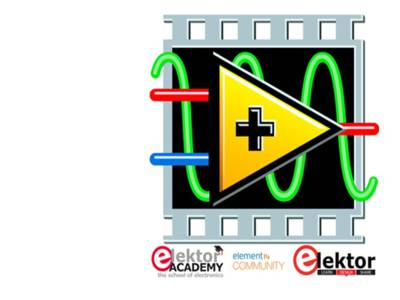 Next Elektor/element14 Webinar: Analog Circuit Design in LabVIEW
