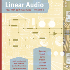 Linear Audio Volume 9 Released