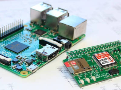 Hardware protection for the Raspberry Pi