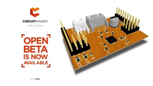 PCB design tool now Open Beta