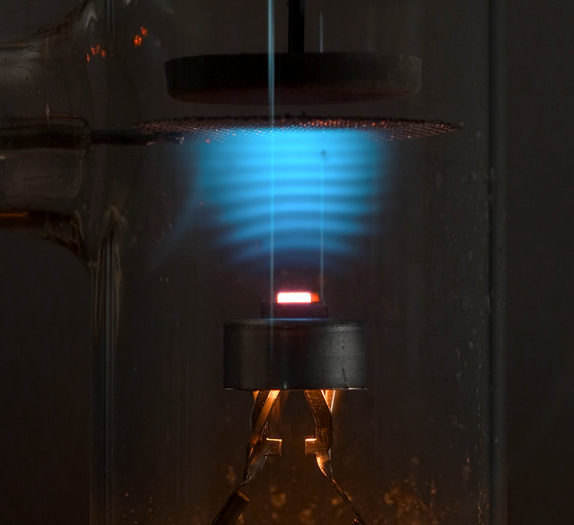 The Franck-Hertz experiment recreated in a mercury vapor triode