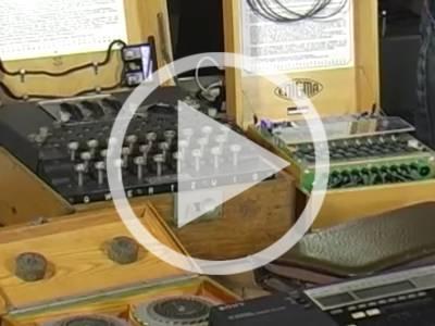 """Elektor.TV   Top Secret: Retronics Presents """"Historic Criptography"""""""