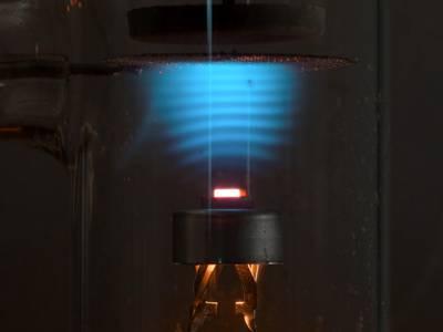 The Franck-Hertz experiment recreated in a mercury vapor triode