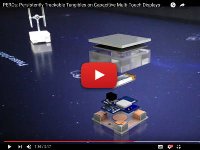 Tangible objects on interactive tabletops in computer science education