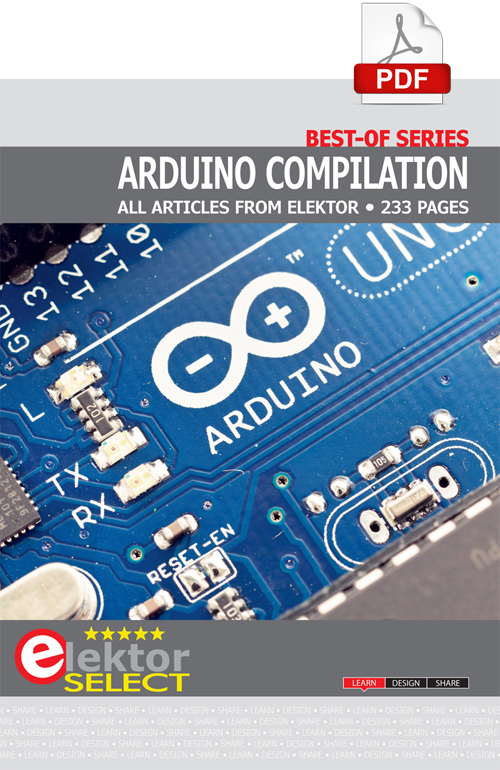 Elektor Select presents new e-book: Arduino Compilation