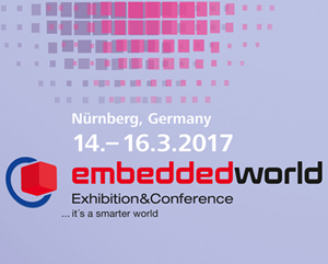 Embedded World Nuremberg 2017