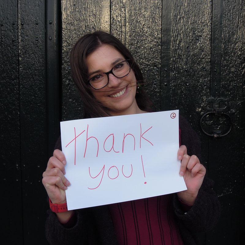 Big Thank You to the entire Elektor community