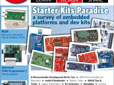 Elektor Magazine March & April 2016 Edition