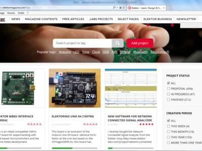 Elektor Labs User Manual
