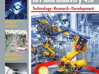 "Free download: Elektor Business Magazine, Edition ""IoT and Industry 4.0"""