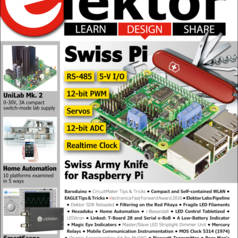 Edition 5/2016 of Elektor Magazine now available