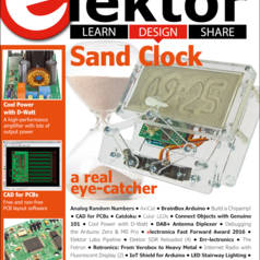 Elektor Magazine Edition 1/2017 released in print and pdf