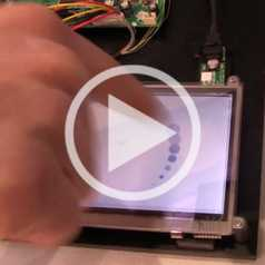 Elektor.TV | Touchless & Transparent: 3D Gesture Recognition Control for Displays