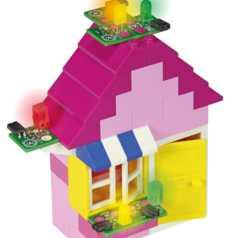 Post Project 59: Elektorized Lego LED
