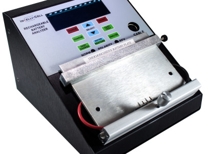 The Intelli-Cell Intelligent Rechargeable Battery Analyzer/Charger