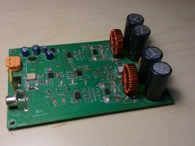 AUDIO CLASS-D POWER AMPLIFIER
