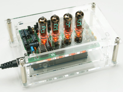 IV-3 VFD shield for Arduino