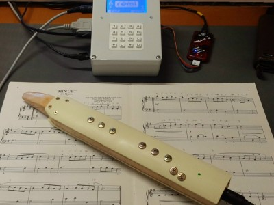 Rudimentary Electronic Musical Instrument and MIDI Controller