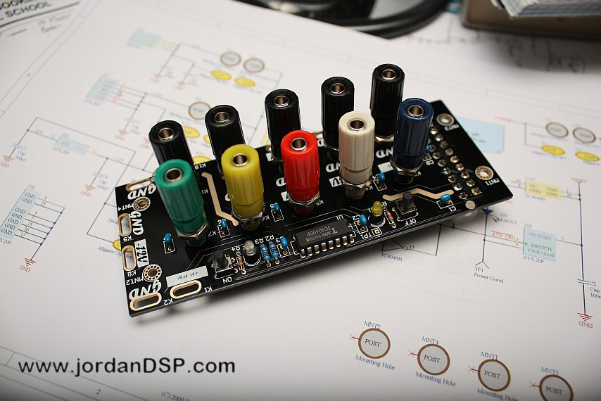 Convert Pc Power Supply To Variable Bench Supply 28
